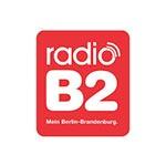Ayman im Radio bei B2