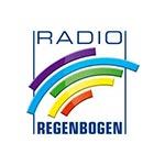 Ayman im Radio bei Regenbogen